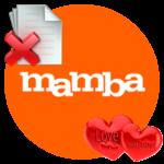 Удаление анкеты с Mamba