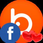 Войти на Badoo через Facebook
