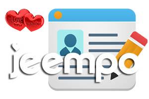 Как зарегистрироваться на сайте знакомств Jeempo?