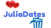 удалить анкету в JuliaDates